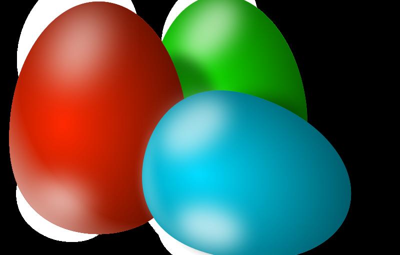 jajka Święta Wielkanocne